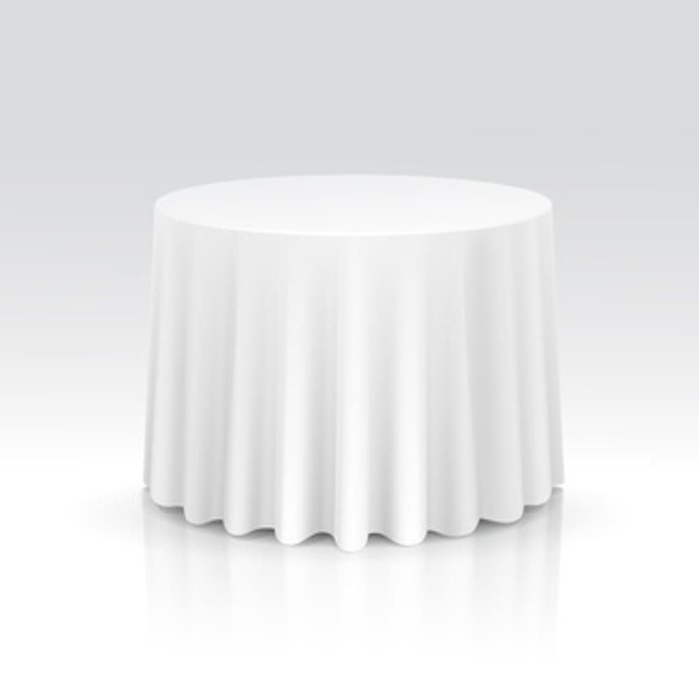 Tischdecken rund