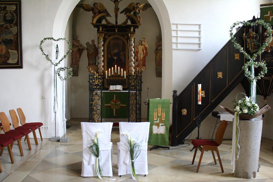 Freie Trauung / Kirche
